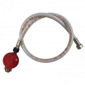 Kit flexible 1m et détendeur Propane