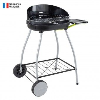 Cook'in Garden - Barbecue au charbon de bois ISY FONTE 1