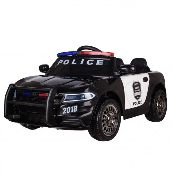 Voiture électrique police américaine COP
