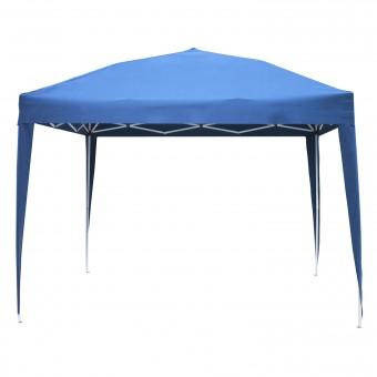 Tente de réception ZEPHYR pliante 3 × 3m Bleu