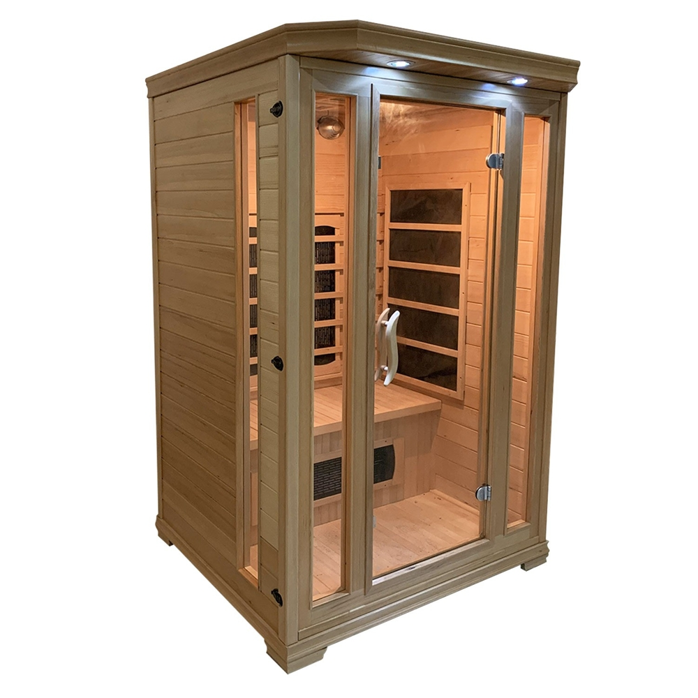 Sauna infrarouge HELSINKI 2 places