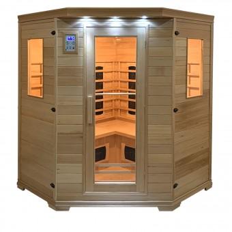 Sauna infrarouge HELSINKI 4-5 places
