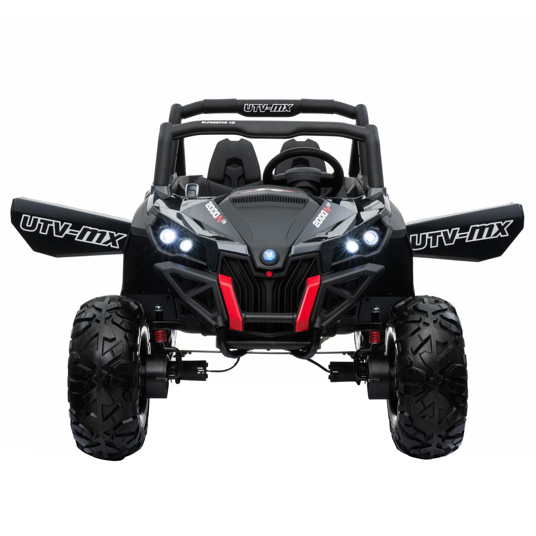 Buggy électrique SAND noir