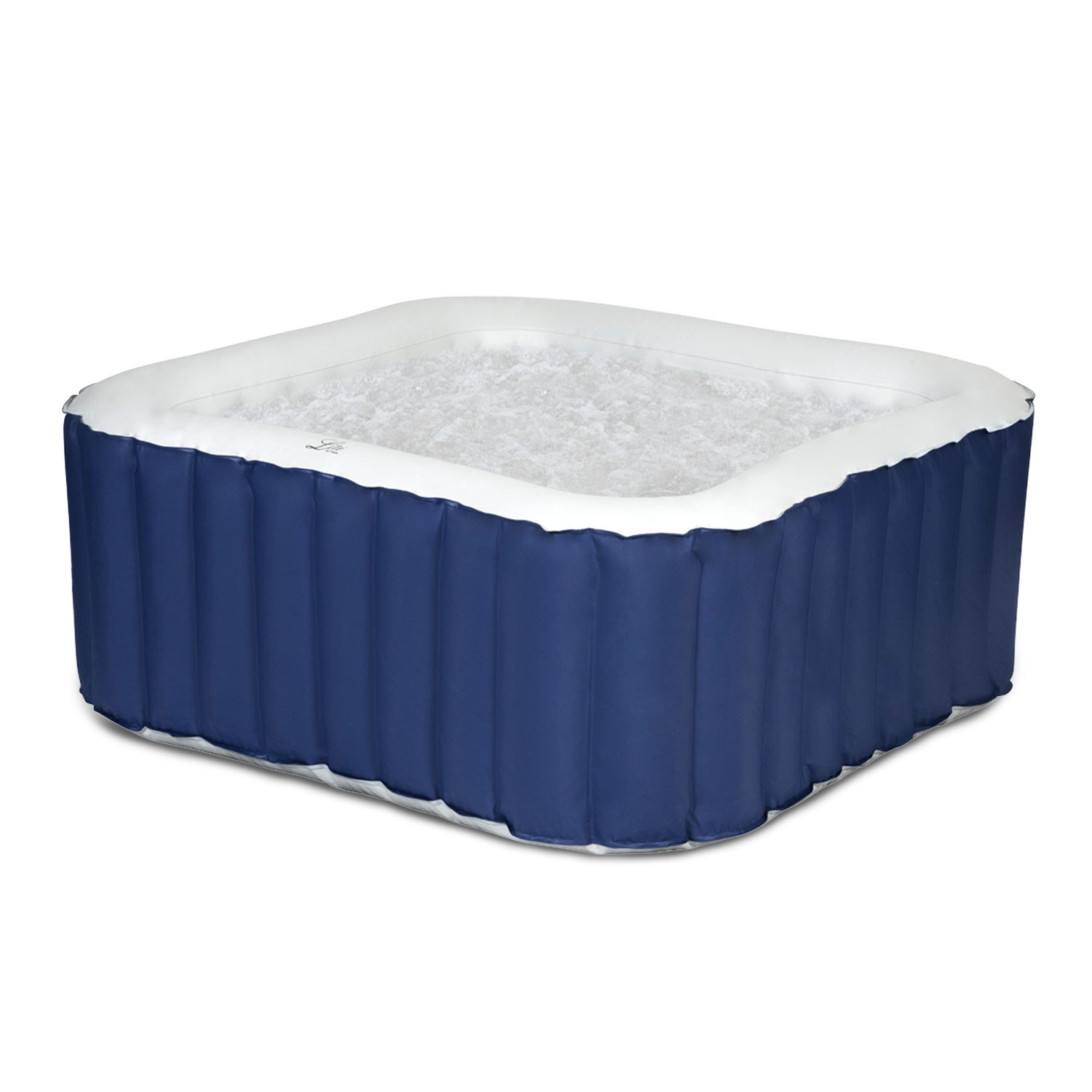 Exp via Cdiscount - LITE Spa gonflable carré 158cm - 4 places