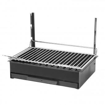 Le Marquier - Barbecue au charbon de bois VULCAIN 48 × 28