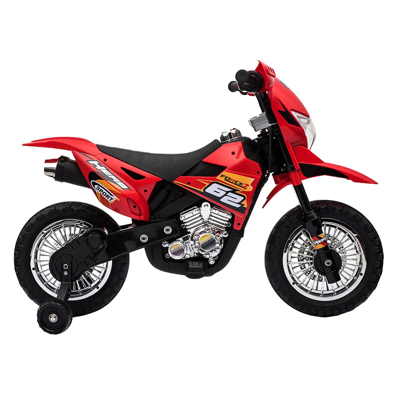 Motocross électrique TRAVIS - rouge