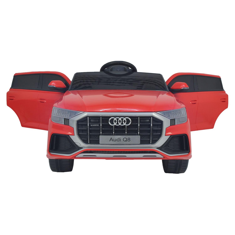 Voiture électrique AUDI Q8 - rouge