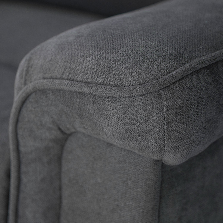 Fauteuil électrique inclinable BERNIE gris