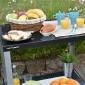 Cook'in Garden - Desserte MEDIA S pour plancha