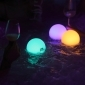 Lampe flottante LED pour spa gonflable MSPA