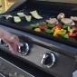 Barbecue gaz mixte LAS PALMAS