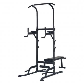 Chaise romaine multifonction avec banc de musculation POWER