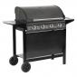 Barbecue au gaz RENO - 4 brûleurs avec thermomètre 14kW