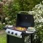 Barbecue au gaz HAWAÏ - 3 brûleurs 8,4kW