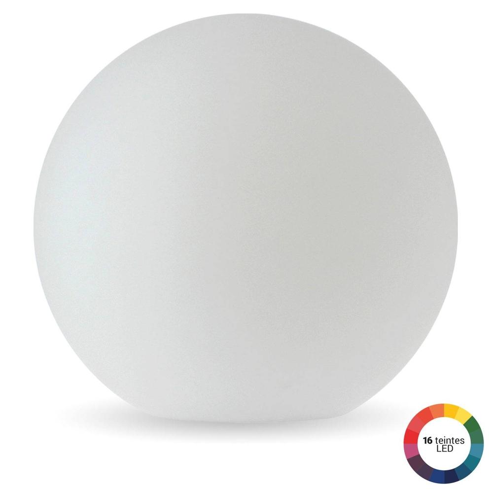 Boule lumineuse LED Ø 50cm multicolore ADHARA