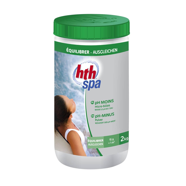 Micro-billes pH MOINS pour spa gonflable
